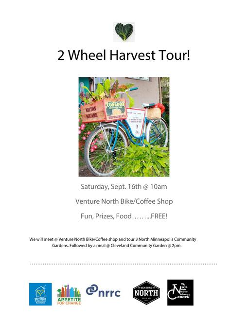 The posted image 2 Wheel Harvest Tour flyer.jpg