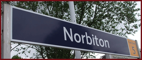 Norbiton Sign - Source WikiMedia