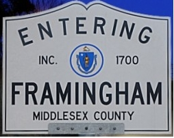 Framingham Neighbors