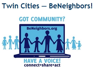 Twin Cities - BeNeighbors!