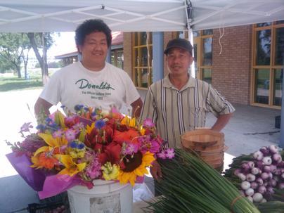 Brian Coyle Farmers Market