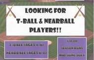 The posted image T-ball Nearball Flyer 2017.jpg